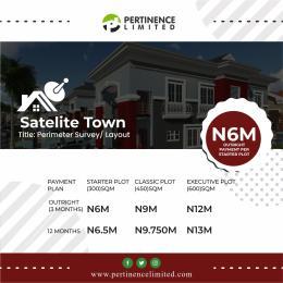 Land for sale Satellite Town Satellite Town Amuwo Odofin Lagos