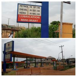 Tank Farm Commercial Property for sale adamo, ikorodu off itokin ijebuode road. Maya Ikorodu Lagos