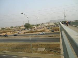 Commercial Land Land for sale Airport Road, At The Front Of Ako (amac) Estate, By The Pedestrian Bridge Lugbe Abuja