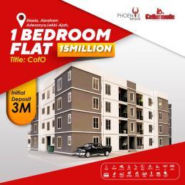 1 bedroom mini flat  Blocks of Flats House for sale Abraham adesanya estate Ajah Lagos