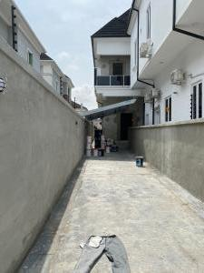 4 bedroom Detached Duplex House for sale Osapa London Jakande Lekki Lagos