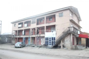 Commercial Property for sale Jakpa Road, Effurun,  Uvwie Delta