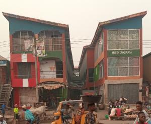 Commercial Property for sale Old Ota Road, Ile-epo Oja, Oke-Odo, Lagos Oke-Odo Agege Lagos