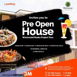House for sale Sangotedo, Abraham Adesanya, Abijo, Bojige Ajiran Ajah Lagos