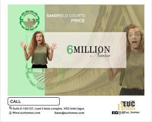 Residential Land Land for sale Sandfield Courts Origanrigan Ibeju-Lekki Lagos