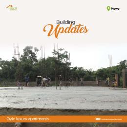 Residential Land Land for sale Oyin Gardens, 10 Minutes From Redemption Camp Mowe Obafemi Owode Ogun