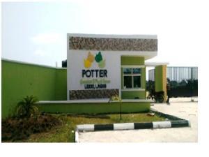 Land for sale Potter Gardens,igbesa Agbara Agbara-Igbesa Ogun