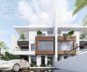 Residential Land Land for sale 5th Avenue Golf Estate Karmo Abuja