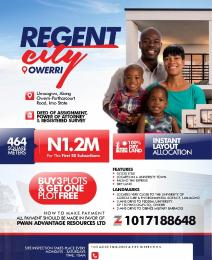 Residential Land Land for sale Umuagwo Along Owerri-Portharcourt Rd, Imo State Owerri Imo