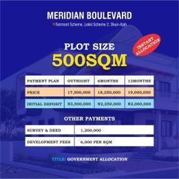 Mixed   Use Land for sale Okun Ajah Okun Ajah Ajah Lagos