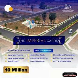 Land for sale Wawa, Off Lagos Ibadan Expressway Berger Ojodu Lagos