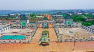 Serviced Residential Land Land for sale Shimawa, behind redemption camp 15 mins off Lagos/Ibadan Express way. Ibafo Obafemi Owode Ogun