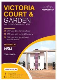 Residential Land for sale 2 Minutes From Iyana Church Junction, Ibadan Ibadan north west Ibadan Oyo