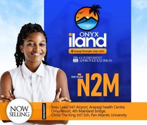 Residential Land Land for sale Onyx Iland, Elerangbe Arapagi Oloko Ibeju-Lekki Lagos