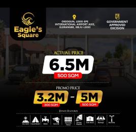 Mixed   Use Land for sale Eagles Square Estate Okegun Lekki Epe Express Eleranigbe Ibeju-Lekki Lagos