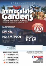 Mixed   Use Land Land for sale Immaculate Garden, Amansea, Awka Awka North Anambra