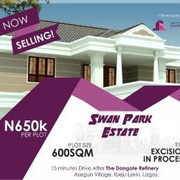 Mixed   Use Land Land for sale .. Eleko Ibeju-Lekki Lagos