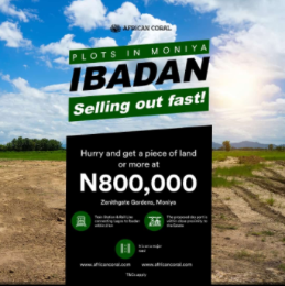 Residential Land Land for sale Moniya Alabata Akinyele Oyo
