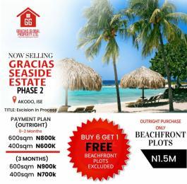 Land for sale Akodo Ise Ibeju-Lekki Lagos