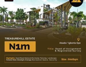Mixed   Use Land Land for sale Abado Igbonla Epe, Lagos Epe Road Epe Lagos