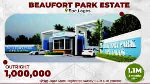 Mixed   Use Land Land for sale Epe Road Epe Road Epe Lagos