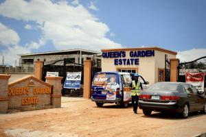 Residential Land Land for sale Queens Garden Isheri North Ojodu Lagos