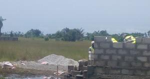 Land for sale Queen's Castle Estate, Orimedu Ibeju-Lekki Lagos