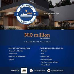 Residential Land Land for sale Okun Ajah Lekki Lagos