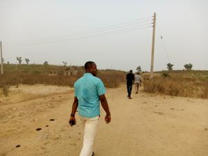 Mixed   Use Land Land for sale Ado capital gateway after Mararaba close to Nigeria Airforce estate before Brekete family estate. Karu Nassarawa