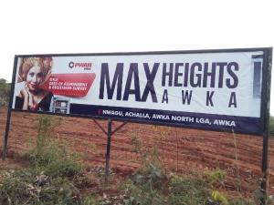 Residential Land Land for sale Max Height Estate Located At Nwagu Achalla Awka North Lga Awka North Anambra