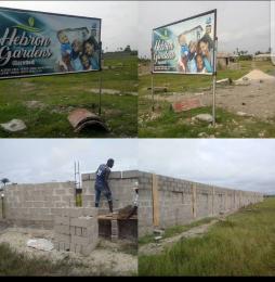 Residential Land Land for sale Hebron Garden Estate Ibeju Lekki Free Trade Zone Ibeju-Lekki Lagos