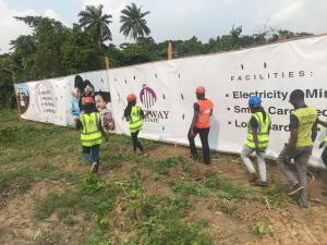 Land for sale Olomi Ibadan Oyo