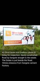 Land for sale Kajola Ewekoro Ogun