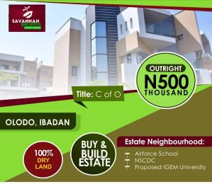 Mixed   Use Land Land for sale Olodo Iwo Rd Ibadan Oyo