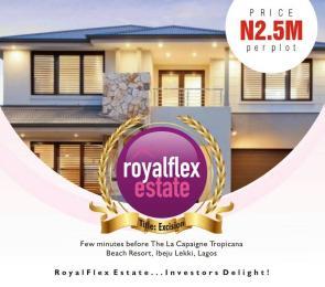 Land for sale Royal Flex Estate Phase 2 Free Trade Zone Ibeju-Lekki Lagos