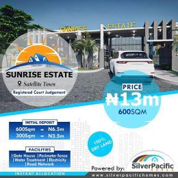 Mixed   Use Land Land for sale Satellite Town, Festac Lagos State Satellite Town Amuwo Odofin Lagos