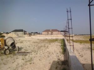 Land for sale Lafiaji road, off orchid hotel Ikota Lekki Lagos