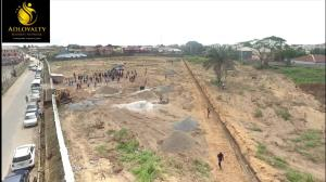 Mixed   Use Land Land for sale ASTERLEEDS estate, directly opposite Coscharis motors, Awoyaya  Awoyaya Ajah Lagos