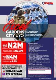 Residential Land Land for sale EXCEL Garden City ibiaku obio ndobo  Uruan Akwa Ibom