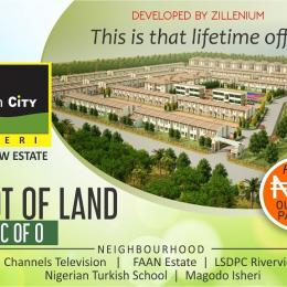 Residential Land Land for sale Isheri North, Opic, Lagos state Isheri North Ojodu Lagos