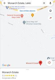 Land for sale Ibeju Lekki Town Ibeju-Lekki Lagos