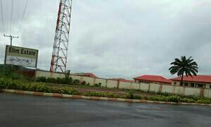 Land for sale Opic Estate Agbara Agbara-Igbesa Ogun