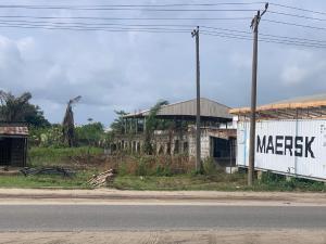 Commercial Land Land for sale Plots of dry Land measuring 1485SQM for sale direcLekki Epe Expressway way around igando oloja Idado Lekki Lagos