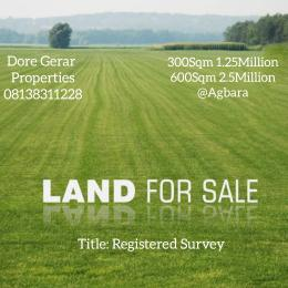 Mixed   Use Land Land for sale Agbara-Igbesa Ogun