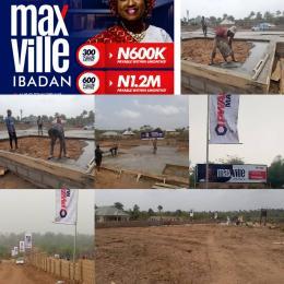 Mixed   Use Land Land for sale Max Ville Alabata Town Off Ijaye Moniya Area Ibadan Akinyele LGA  Moniya Ibadan Oyo