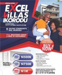 Mixed   Use Land Land for sale Jaloke community  Ikorodu Lagos