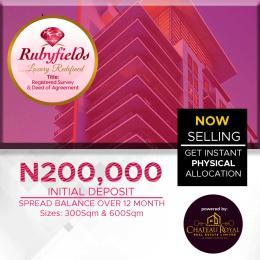 Residential Land Land for sale Okun imedu, Ibeju Lekki, Lagos State Ibeju-Lekki Lagos