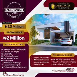 Residential Land for sale Camp Ologuneru Ibadan Oyo