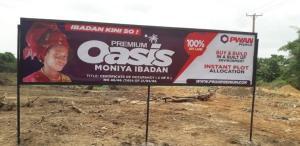 Residential Land Land for sale Premium Paid Moniya Ibadan Oyo