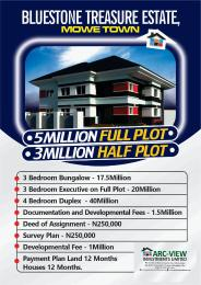Residential Land for sale Mowe Town Arepo Ogun